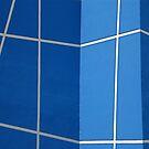 Blue Corner  by richard  webb