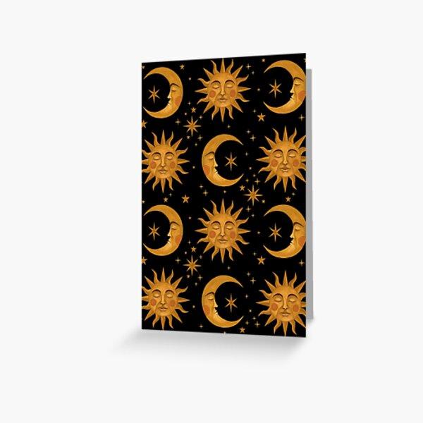 Celestial dreams Greeting Card