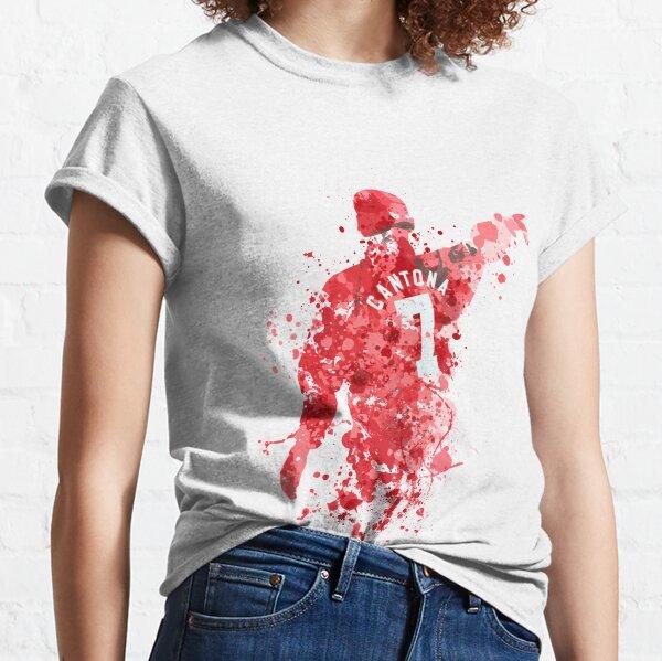 Eric Cantona  Art Classic T-Shirt