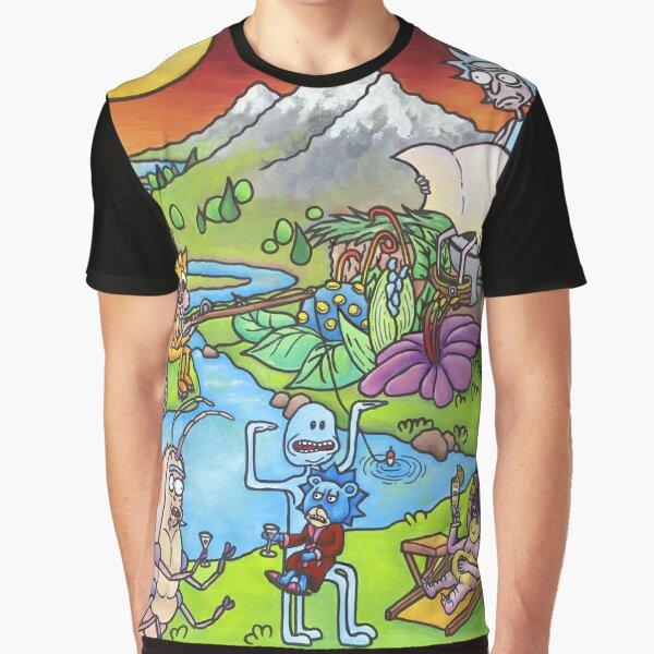 Rick's sanctuary  Graphic T-Shirt