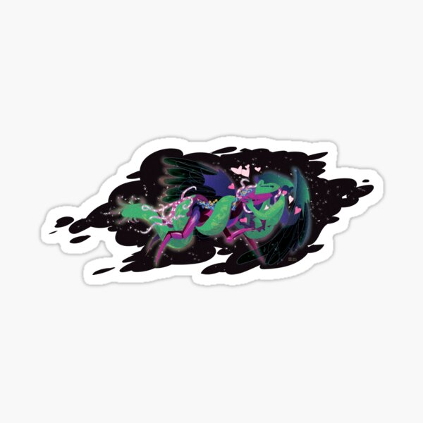 Horrorshoujo Sticker