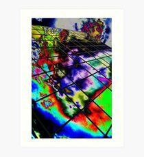 Gleaming the Cube Art Print