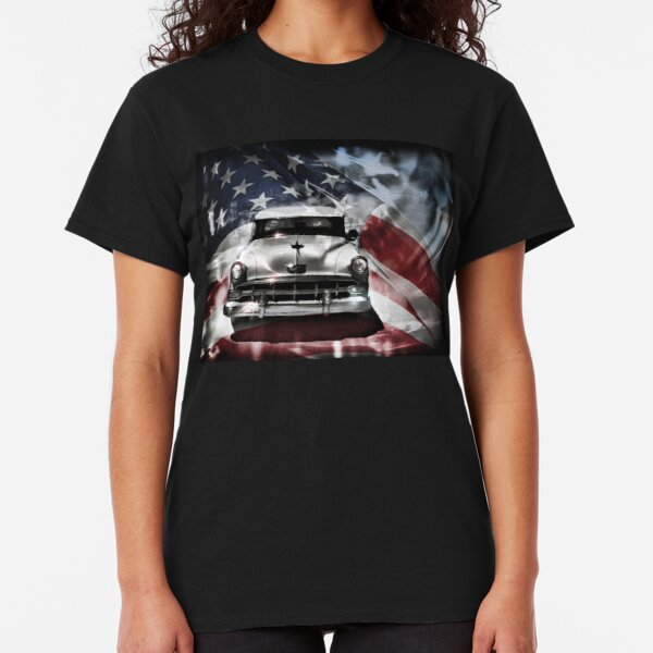 See The USA In Your Chevrolet Classic T-Shirt
