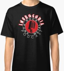 InObscuria Podcast Circle Logo Classic T-Shirt