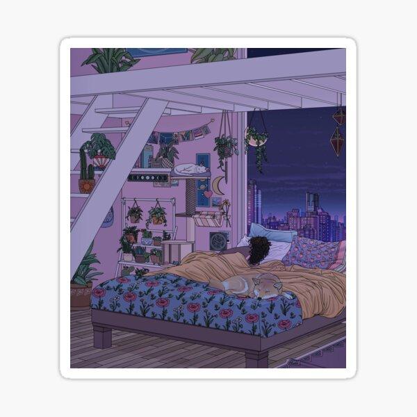Sweet Dreams- Night Sticker