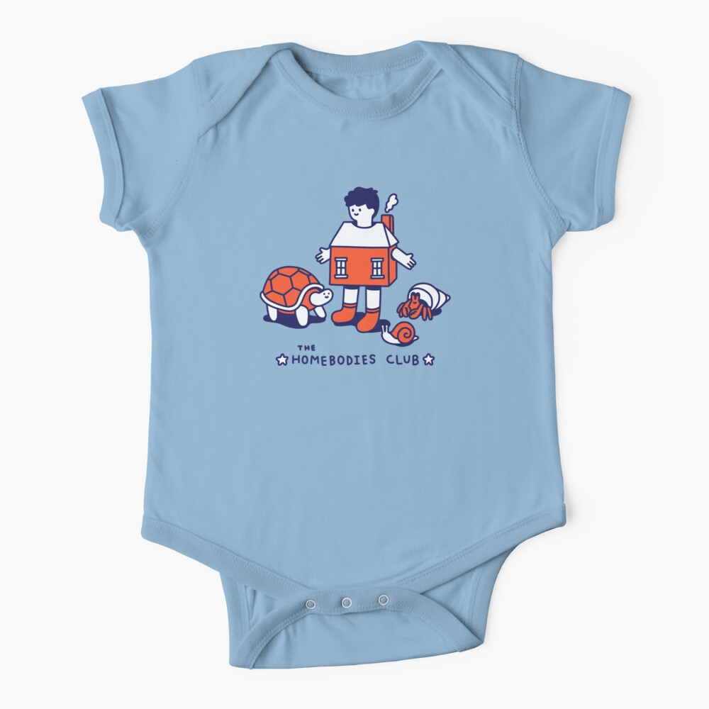 The Homebodies Club Baby One-Piece
