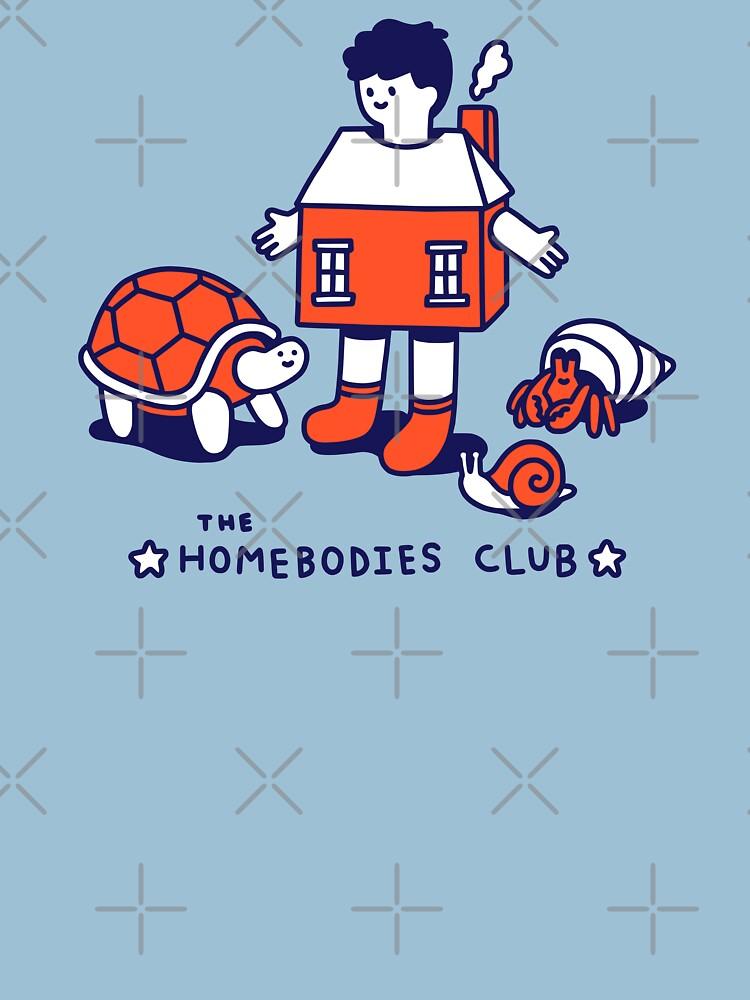 Der Homebodies Club von obinsun