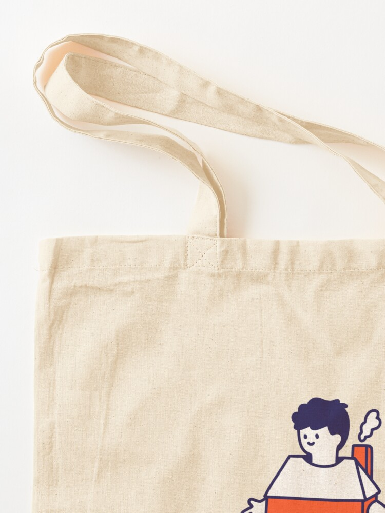 Alternate view of The Homebodies Club Tote Bag