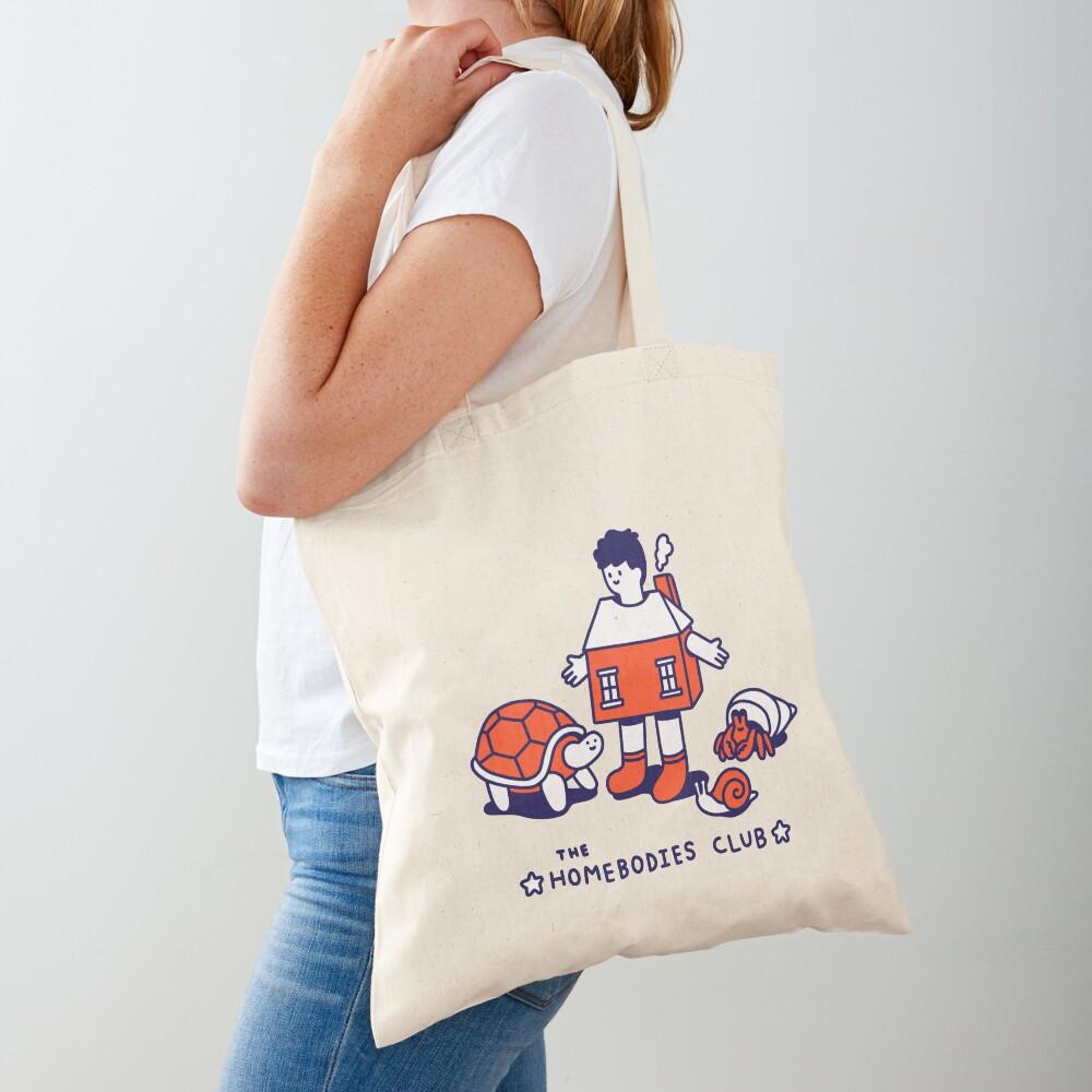 The Homebodies Club Tote Bag