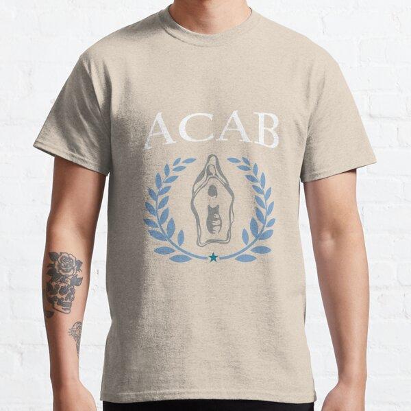 ACAB - All Clitorix Are Beautiful Camiseta clásica