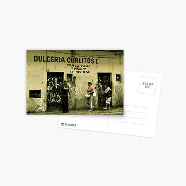 Dulceria Carlitos Postcard