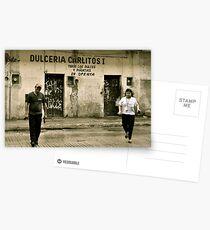 Dulceria Carlitos II Postcards