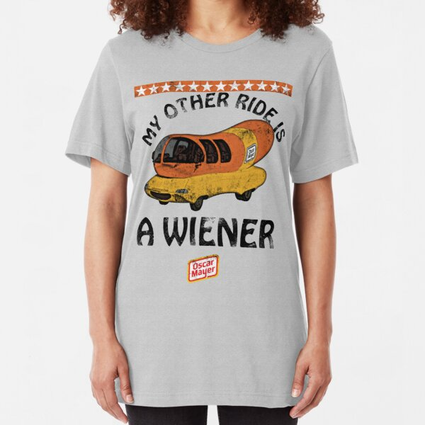Oscar Mayer (My Other Ride Is...) Slim Fit T-Shirt