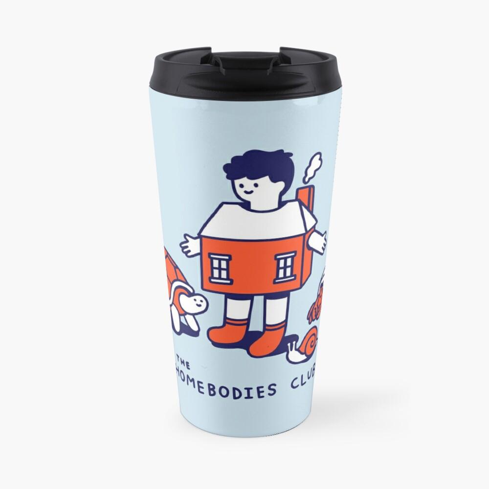 The Homebodies Club Travel Mug