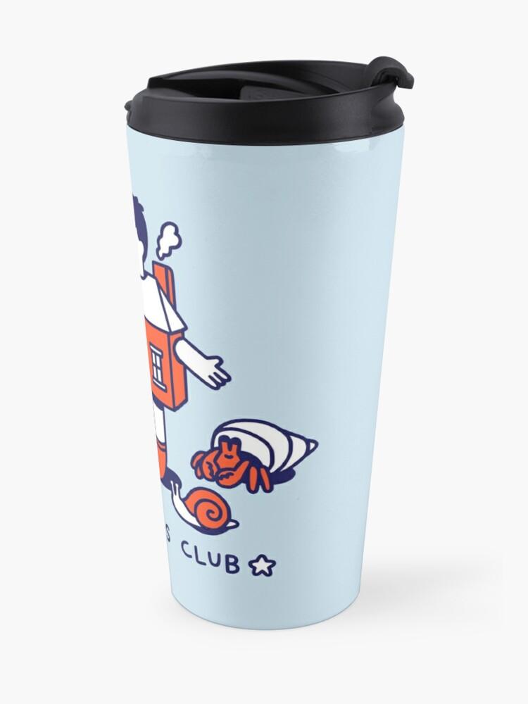 Alternate view of The Homebodies Club Travel Mug