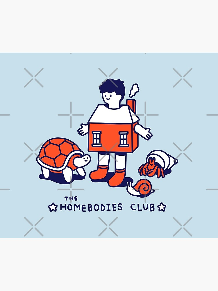 The Homebodies Club by obinsun