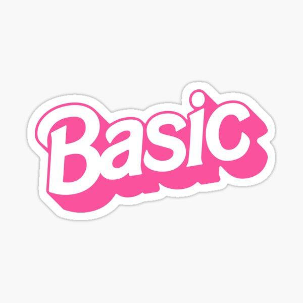 Basic Sticker
