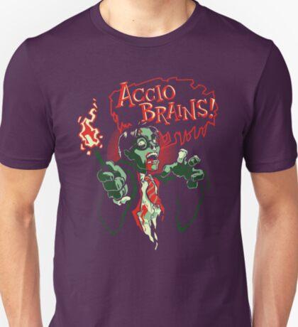 Accio Brains! T-Shirt
