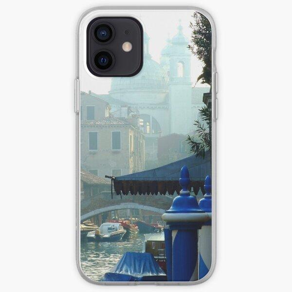 Morning mist iPhone Soft Case