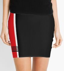 Mass Effect Mini Skirt