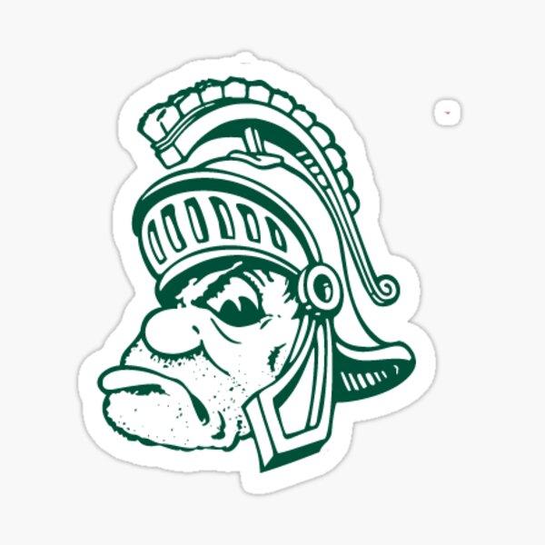 Gruff Sparty Sticker