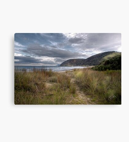 Big Hill Canvas Print