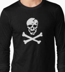 Skull Squadron (white skull) T-Shirt