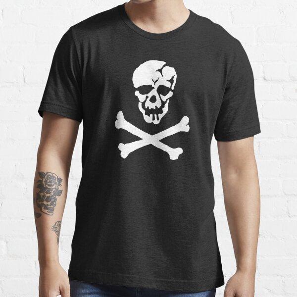 Skull Squadron (white skull) Essential T-Shirt