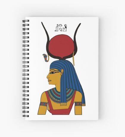 ASET I Göttin Ägypten Spiralblock