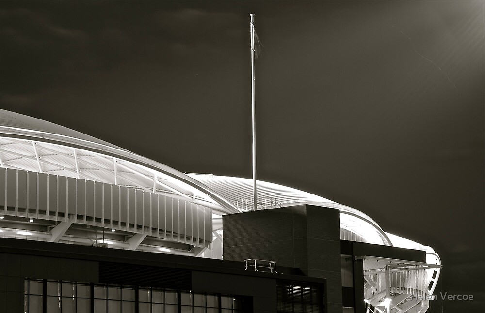 Night Glow by Helen Vercoe