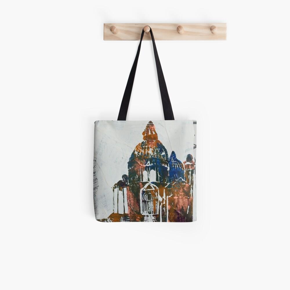 Salute Church - Venice, Italy Tote Bag