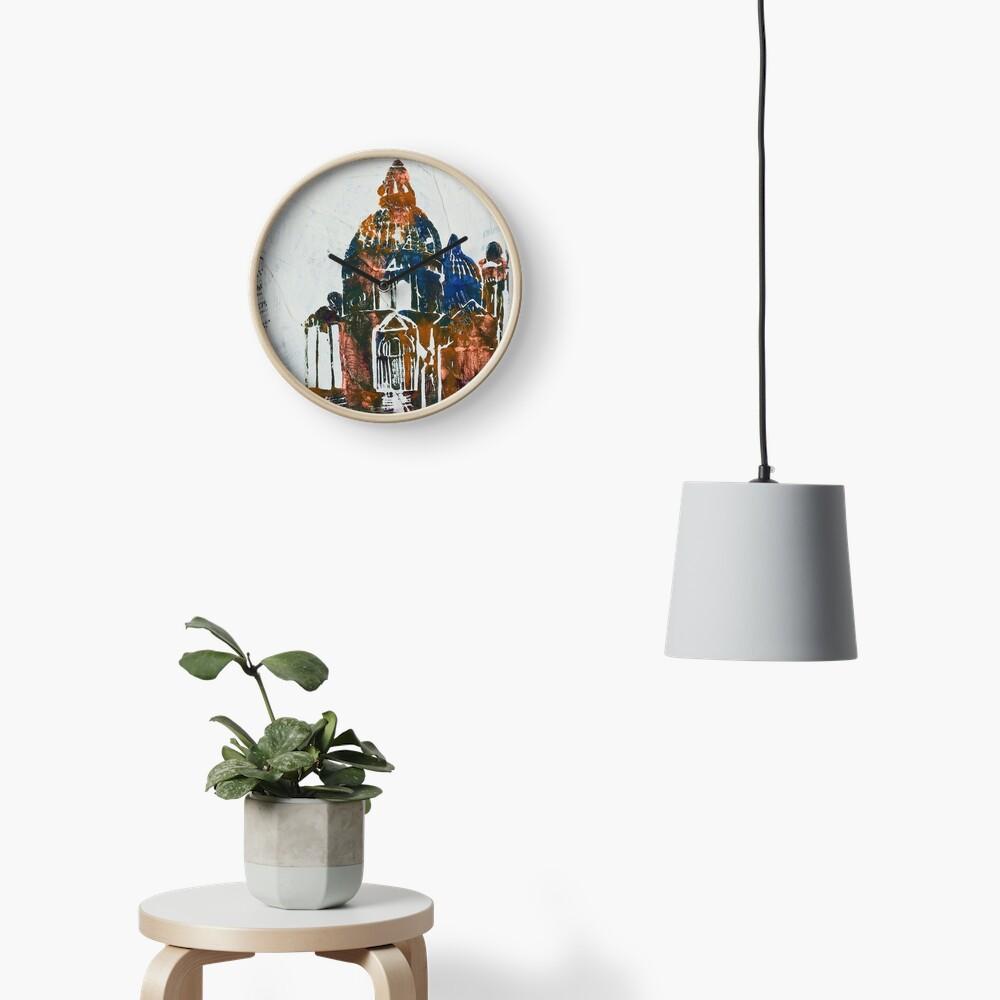 Salute Church - Venice, Italy Clock