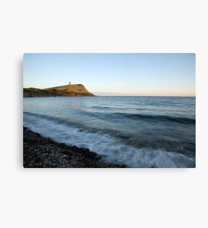 Kimmeridge bay in Dorset Canvas Print