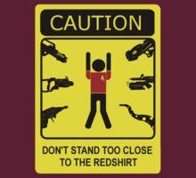 Redshirt Danger Zone