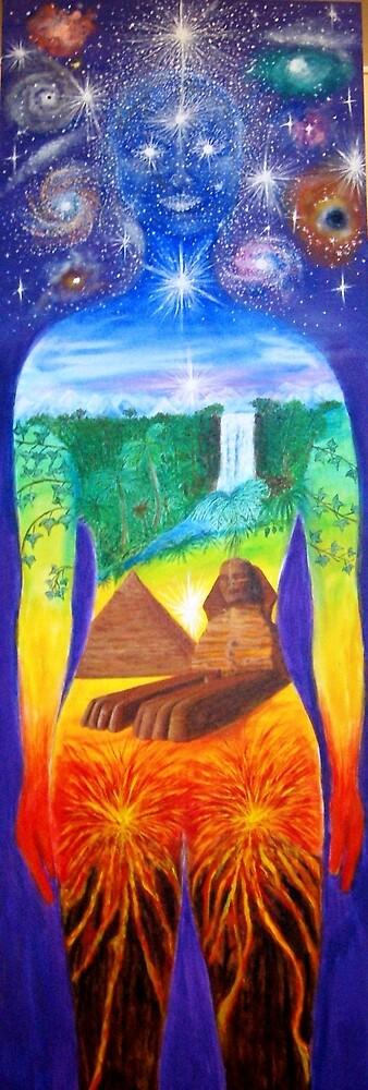 Earth Body by Rhonda Joy   Harman