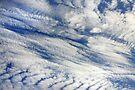 High Clouds by Debbie Pinard