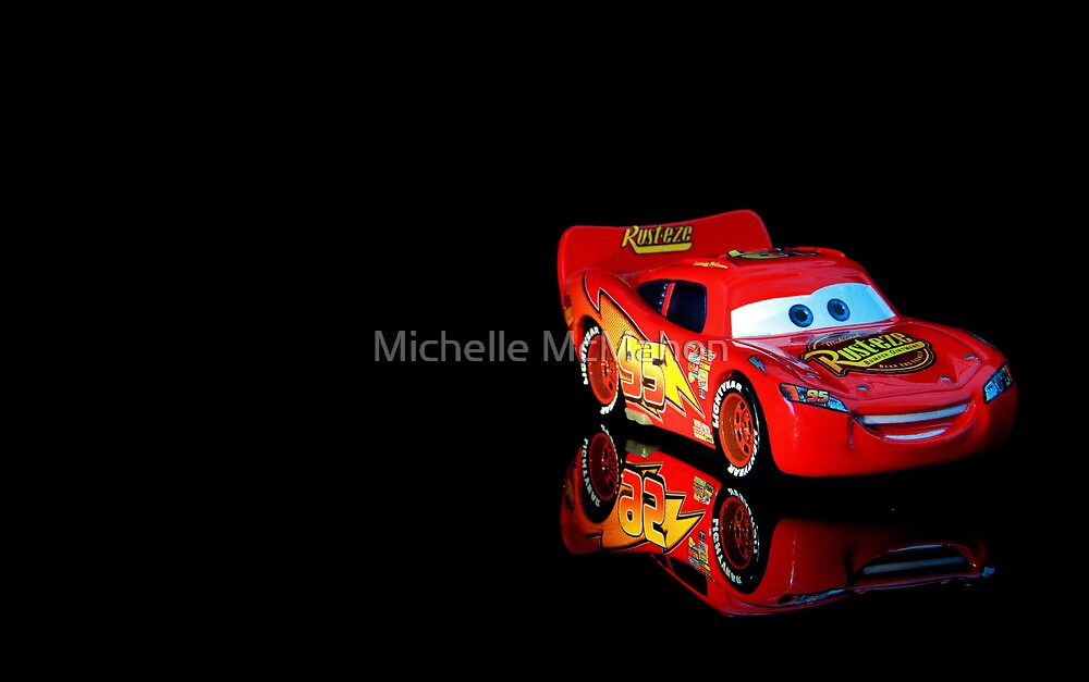 lightning mcqueen by Michelle McMahon