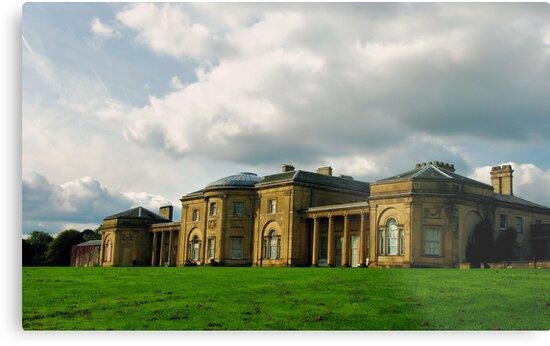 Heaton Hall by Michelle McMahon