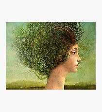 mystic tree Photographic Print
