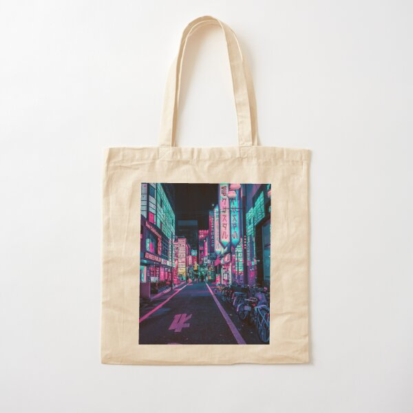 Tokyo - A Neon Wonderland Tote bag classique