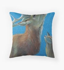 The call of the wild Throw Pillow