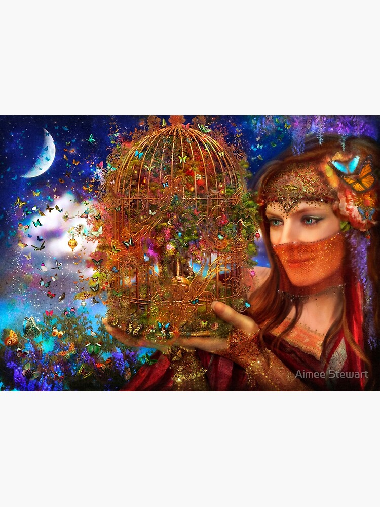 Her Butterfly Fairytale by Foxfires