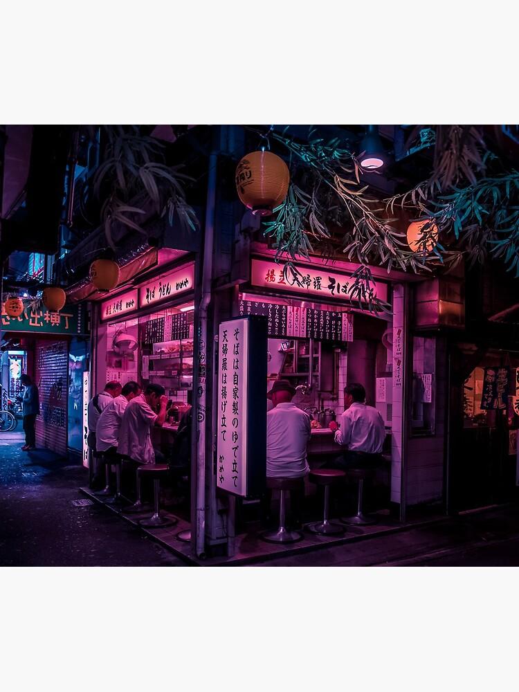 Tokyo's Ramen Corner by HimanshiShah