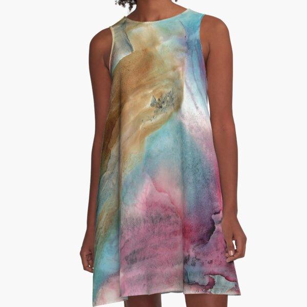 Spirit in the sky A-Line Dress