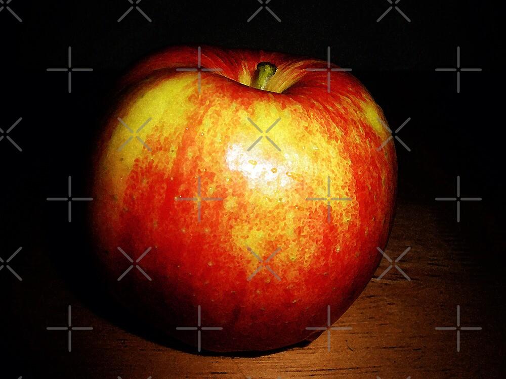 An Apple a Day by FrankieCat