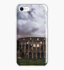 Storm over Colosseum iPhone Case/Skin