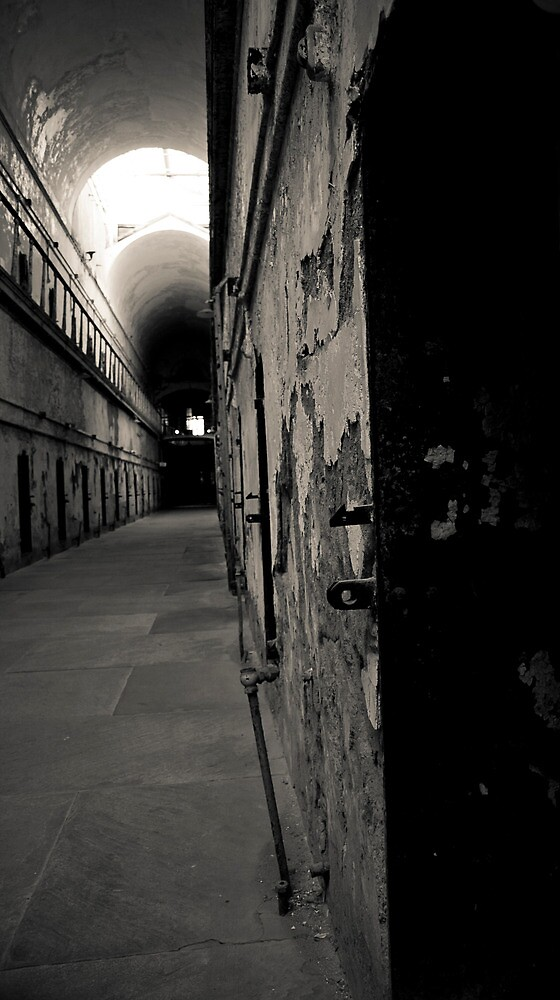 Eastern State Penitentiary - Philadelphia, PA by Lindsey Butler