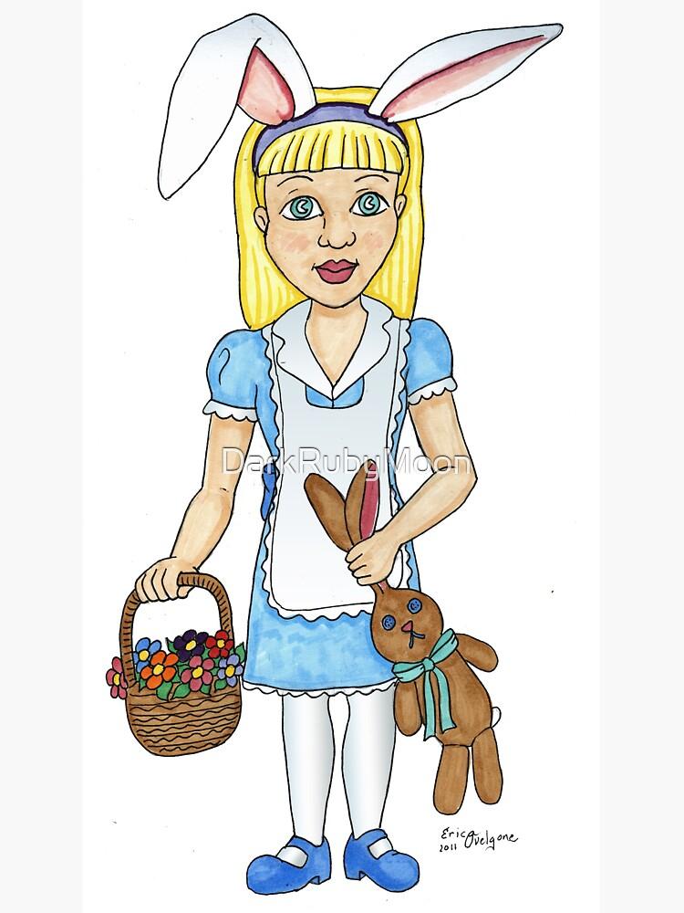 Bunny Girl by DarkRubyMoon