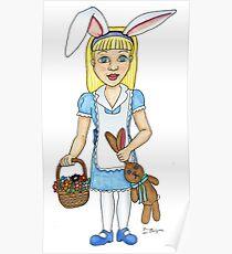 Bunny Girl Poster