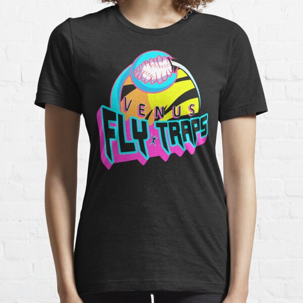 Venus Fly Traps of the Outer Space Ball League Essential T-Shirt